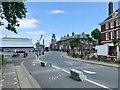 TQ7569 : Main Gate Road, Chatham Dockyard by Chris Whippet