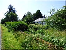 NS0570 : Culnashambrug Cottage by Thomas Nugent
