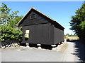 SU0971 : Granary, Winterbourne Monkton by Vieve Forward