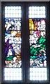 SO5932 : Window inside All Saints Church (Nave | Brockhampton-by-Ross) by Fabian Musto