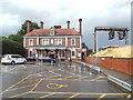 SP7487 : Market Harborough railway station by Malc McDonald