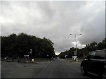 SO8104 : Crossroads on Ryeford Road by David Howard