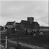 NM2824 : Iona Abbey by Douglas Nelson