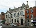 SK3516 : HSBC Bank, Market Street, Ashby-de-la-Zouch by Alan Murray-Rust
