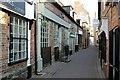 SK3516 : Mill Lane Mews, Ashby-de-la-Zouch by Alan Murray-Rust