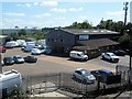 TQ9064 : Refined Automotive Services, Prentis Quay, Sittingbourne by Christine Johnstone
