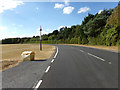 TL8527 : Earls Colne Airfield Road & Runway Navigation Marker by Adrian Cable