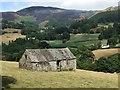 SJ1844 : Barn near Pendre : Week 32