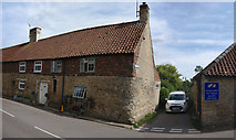TF0117 : The corner of Church Lane by Bob Harvey