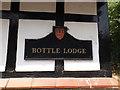 SJ7453 : Bottle Lodge by Garry Lavender-Rimmer