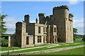 NZ0878 : Belsay Castle by David Robinson