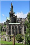 NS6065 : Glasgow Cathedral by David Robinson