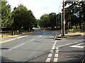TL8628 : A1124 Church Hill, Earls Colne by Geographer