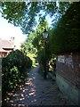 TQ5838 : Cumberland Walk, Royal Tunbridge Wells by Christine Johnstone