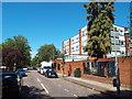 TQ2274 : Dover Park Drive, Roehampton by Malc McDonald