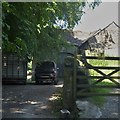 SK2383 : North Lees Hall [1] by Michael Dibb