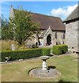 SO4664 : Yarpole Parish Church by Des Blenkinsopp