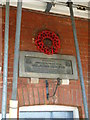 TM0595 : 452nd Bomb Group (H) Memorial at Attleborough Station by Adrian S Pye