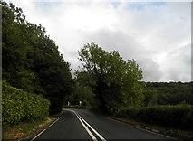 SO8814 : Painswick Road south of Brockworth by David Howard