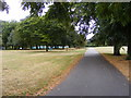 SO9693 : Park Path by Gordon Griffiths