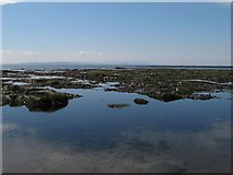 NS2109 : Rock pools by Jonathan Wilkins