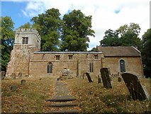 SP3453 : All Saints, Chadshunt by AJD