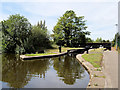SJ8698 : Ashton Canal, Lock#6 by David Dixon
