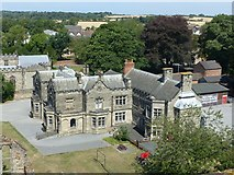 SK3616 : The Manor House, Ashby-de-la-Zouch by Alan Murray-Rust