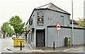 """J3773 : """"The Clay Oven"""", Ballyhackamore, Belfast (May 2018) by Albert Bridge"""
