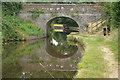 SJ4434 : Lyneal Lane Bridge, Llangollen Canal by Stephen McKay