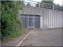 NO3700 : Underpass on Glen Lyon Road by Sandy Gemmill