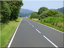 NS0372 : The A886 Rhubodach Road by Thomas Nugent