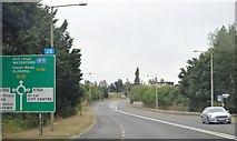 S5255 : N10, Kilkenny Ring Road by N Chadwick