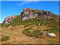 SH2226 : Graig Fawr, Mynydd y Graig by Chris Andrews