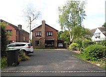 TQ3218 : Houses on Folders Lane, Burgess Hill by David Howard
