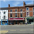 SK3516 : 47 Market Street, Ashby-de-la-Zouch by Alan Murray-Rust