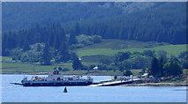 NS0274 : Ferry at Rhubodach by Thomas Nugent