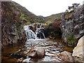 NC3015 : Pool and Waterfall on Allt a' Choirean Duibh : Week 32