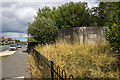 SJ3484 : WWII Cheshire: Defences of the Wirral, New Chester Road pillboxes (1) by Mike Searle