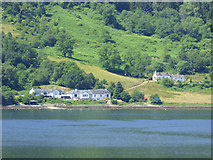 NS0076 : Loch Riddon by Thomas Nugent