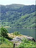 NS0177 : Loch Riddon by Thomas Nugent