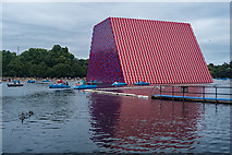TQ2780 : Hyde Park : London Mastaba by Julian Osley