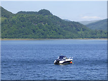 NS0178 : Loch Riddon by Thomas Nugent