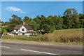 TQ2757 : Rumbolds Castle Cottage by Ian Capper