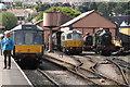 SS9746 : West Somerset Railway Depot by David Robinson