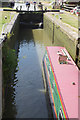 SP6065 : Buckby Top Lock, Grand Union Canal by Stephen McKay
