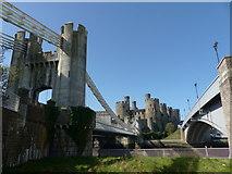 SH7877 : Conwy Castle by Chris Gunns