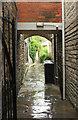 ST4126 : Alley, Langport by Derek Harper