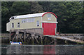 NU0051 : Berwick-upon-Tweed Lifeboat Station by Walter Baxter