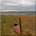 NH7971 : Canoe at Nigg Bay by valenta
